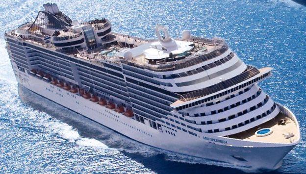 Featured Cruises for November 9, 2016: MSC Splendida ...